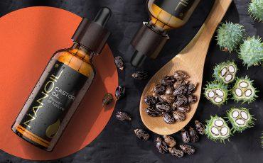 Nanoil Rizinusöl Heilmittel für schöne Haare
